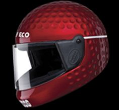 Safexbikes Motorcycle Superstore HELMET GOLF ECO FULL FACE STUDDS