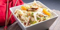 Asian Chicken Salad - www.thenutritionwatchdog.com