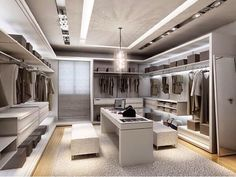 Fantastic luxury closets for your Master Bedroom. #luxuryclosets #luxuryfurniture #exclusivedesign #interiodesign    -  #dressingroomdesignDIY #dressingroomdesignDreamHouses #dressingroomdesignIkeaHacks #dressingroomdesignLayout #dressingroomdesignLuxury #dressingroomdesignMirror #dressingroomdesignRetail #dressingroomdesignSmall #dressingroomdesignWalkIn