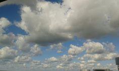 Maisema pilvistä