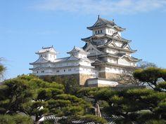 Himeji-jo, Hyogo Prefecture, Japan. Inscription in 1993. Criteria: (i)(iv)