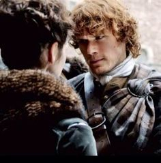 Jamie and Claire <3