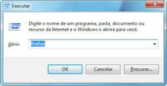 Comandos para usar no executar do Windows