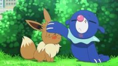 Episode 1042 - Where is Eevee Going? Eevee Wallpaper, Pokemon Funny, End Of The World, Funny Cute, Pikachu, Pets, Starters, Crossover, Anime