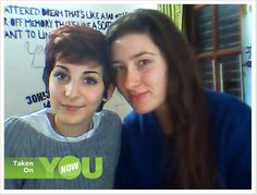 Our first time live and we've been 1h10m <3 #WeCanDoIt #YouTubeHereWeGo
