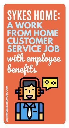 Work at home job alert! Sykes Home has a variety of work at home positions in customer service, financial services, healthcare support, video gaming support, and order support. Most of the positions are full-time, but they also have part-time shifts available. Learn more! #hiring #workathome #jobs