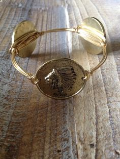 Bourbon and Boweties Indian Bangle $36 and Free Shipping! The best selection of Bourbon and Boweties bangles online! Visit our In Stock album to see over 700 available!