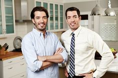 Property Brothers Drew & Jonathan Scott share their bathroom reno dos and don'ts.
