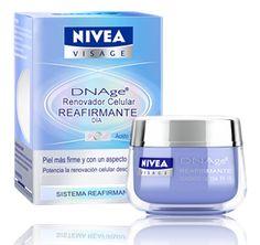 Renovador Celular Día DNAGE. Ayuda a proteger el ADN de las células de la piel de las agresiones externas, dejando una piel más firme y joven.
