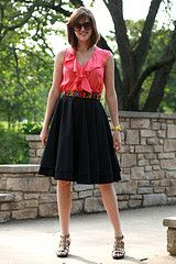 super fun for summer and you can wear it almost anywhere!