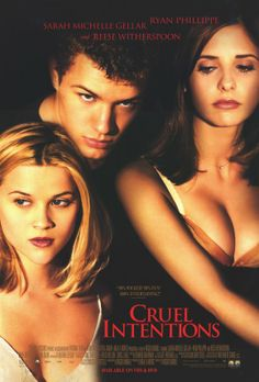 Cruel Intentions in love with this movie