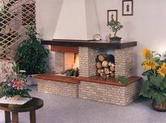Camini Rustici In Mattoni : 20 best camini rustici images on pinterest fireplace set fire