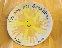 "Paint Your Own Pottery Handprints | Paint & Clay ~ Montgomery's Best ""Paint Your Own"" Studio ~ Gallery"