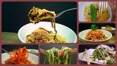 RAW omáčky na špagety