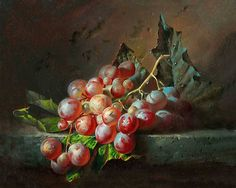Discover gorgeous Floral still life painting reproductions on fine art prints. Fruit Painting, China Painting, Still Life Artists, Hyper Realistic Paintings, Still Life Images, Still Life Fruit, Painting Still Life, Arte Floral, Still Life Photography