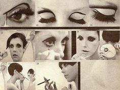 Site has a lovely video of Peggy Moffitt talking about her work in the 60's