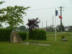 Monument stèle Barcy armée de Paris