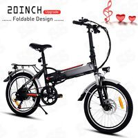 Details About 26 20 Electric Bike E Bike Mountain Bicycle