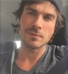 Ian doing a live Facebook vid 7/5/16