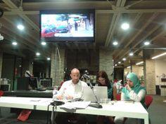 Presentazione del libro Siria in fuga, di Laura Tangherlini. Biblioteca La Fornace di Moie, Ancona