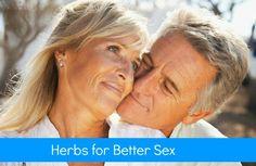 6 Herbs for Better Sex