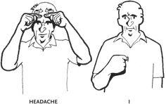 American Sign Language good morning American Sign Language
