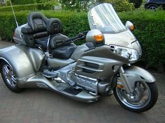 Goldwing trike...ultimate dream!