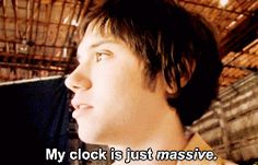"Ryan Ross talking about his ""clock"" ;D"