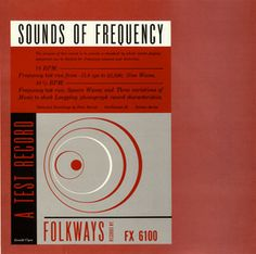 Smithsonian Folkways - Science Series: Sounds of Frequency - Various Artists