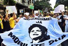 Folha Política: Manifestações pedindo impeachment de Dilma já têm mais de 300 mil confirmados em eventos criados no Facebook
