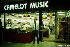 Camelot Record Store! I loved it!!