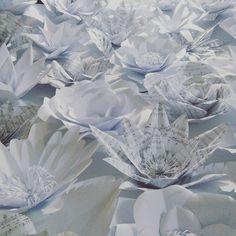 Fiori di carta giganti #giantpaperflowers #backdrop #windowsdisplay #vetrine