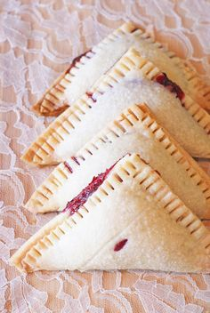 Gluten Free Raspberry Hand Pies- also Dairy Free, Egg Free.  Contains Coconut, but otherwise Nut Free and can be substituted.