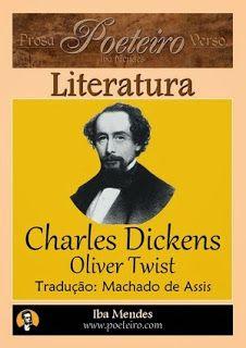 .   Dos Meus Livros: Oliver Twist - Charles Dickens