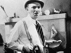 "Theo Lingen in ""Das Tesament des Dr. Mabuse"""