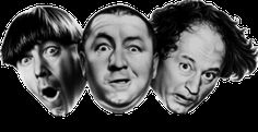 Larry, Moe, and Curly Joe