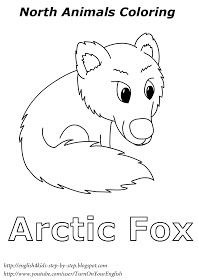 Arctic Animals Song For Children Arctic Animals Polar Animals Arctic Animals For Kids