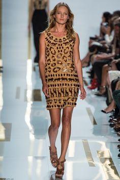 dc58a937a9 Diane Von Furstenberg spring summer 2014 collection - New York fashion week
