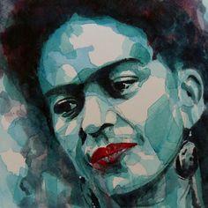 frida kahlo artwork    Frida Kahlo Painting by Paul Lovering - Frida Kahlo Fine Art Prints ...