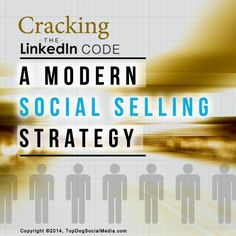Cracking The LinkedIn Code: A Modern Social Selling Strategy http://affiliate-sale.com/a-linkedin-strategy-for-effective-online-marketing