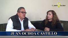 VIDEO: JUAN OCHOA CASTILLO, DETALLA ACCIONES EN EL TEMA DEL AGUA RODADA EN CASAS GRANDES