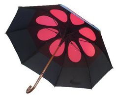 Amazon.com : GustBuster Classic 48-Inch Automatic Golf Umbrella, Red Storm : Sports & Outdoors