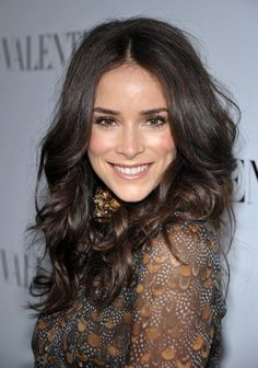 Abigail Spencer- lover her hair and makeup