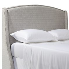 Diamond Wingback Headboard - King