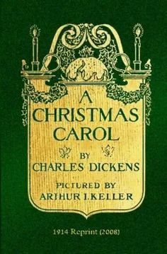 A Christmas Carol: This tale was written in 1843 by British author Charles Dickens. It is about a bitter miser who learns the true meaning of Christmas. What better way to get ready for Christmas than to read this classic. I Love Books, Good Books, Books To Read, Christmas Books, Christmas Carol, Christmas Tale, Book Authors, Antique Books, New Age