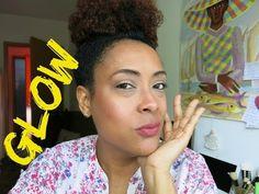 Maquillaje natural pero con Glow/ YouTube