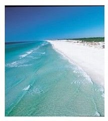 Blue Mountain Beach, Florida. Lovely, lovely beach
