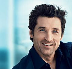 Patrick Dempsey Goodness I could look at this all day!!!