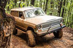 Jeep Wagoneer, Jeep Xj, Jeep Truck, Ford Trucks, Pickup Trucks, Cherokee Chief, Jeep Cherokee, Jeep Images, Military Jeep
