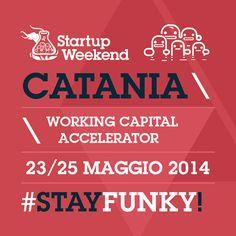 Startup Weekend Catania 2014